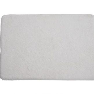 white dish mat