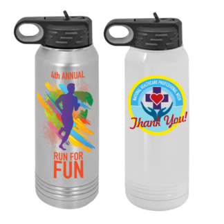30 oz insulated water bottles